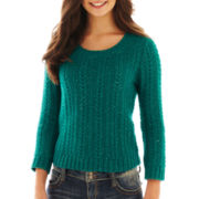 Arizona Cable Knit Pullover Sweater