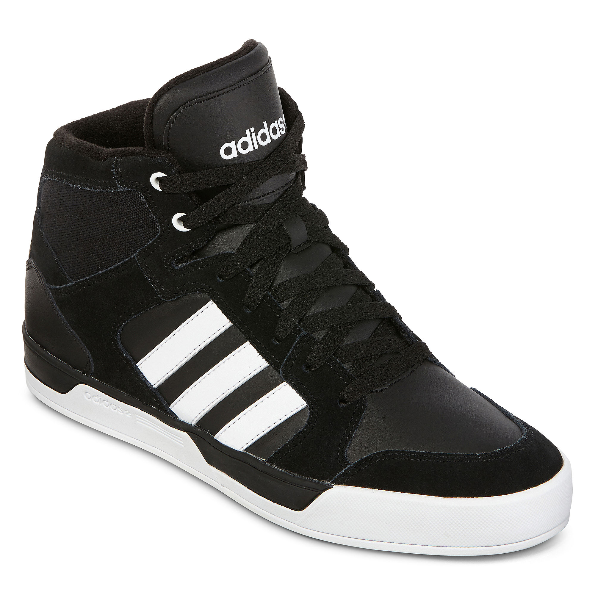UPC 887383295908 product image for adidas Men's BBNEO Raleigh Mid Casual  Shoes | upcitemdb.com
