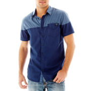 i jeans by Buffalo Munro Woven Shirt