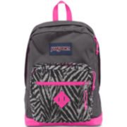 JanSport® City Scout Backpack-Zebra