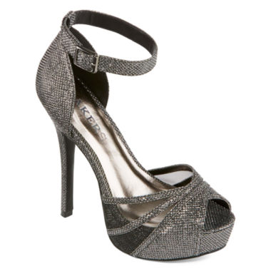 jcpenney.com | Bakers Steffanie Open-Toe Ankle-Strap Platform Pumps