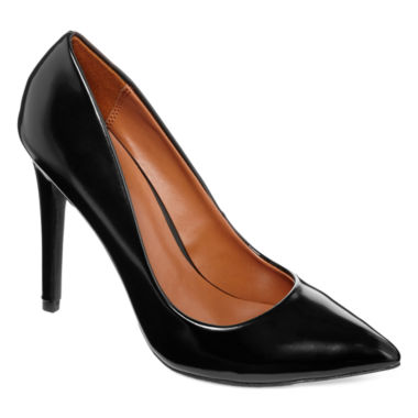 jcpenney.com | SM Penny Pointed-Toe Pumps