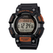Casio® Tough Solar Illuminator Mens Runner Sport Watch STLS110H-1A