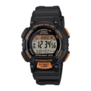 Casio® Tough Solar Illuminator Womens Runner Sport Watch STLS300H-1B