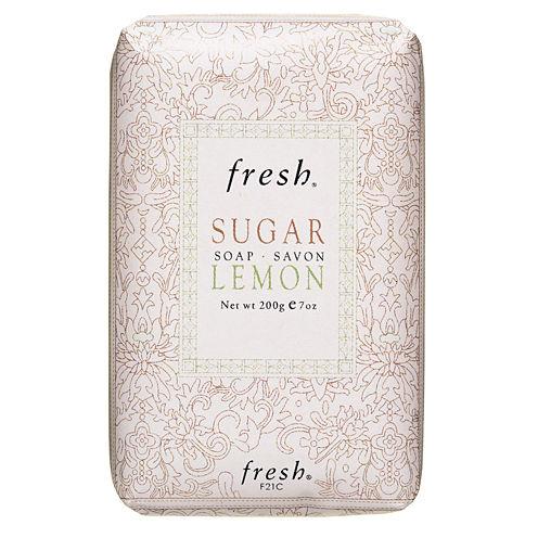 Fresh Sugarbath Lemon Soap