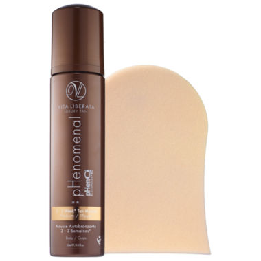 jcpenney.com | Vita Liberata Phenomenal 2-3 Week Tan Mousse & Tanning Mitt Duo