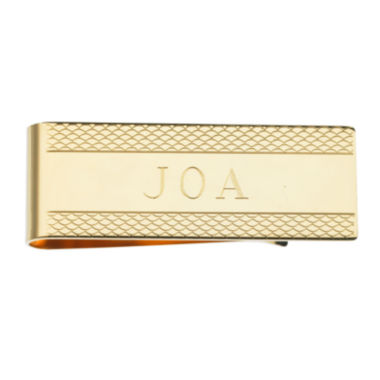 jcpenney.com | Personalized Cornwall Pattern Money Clip