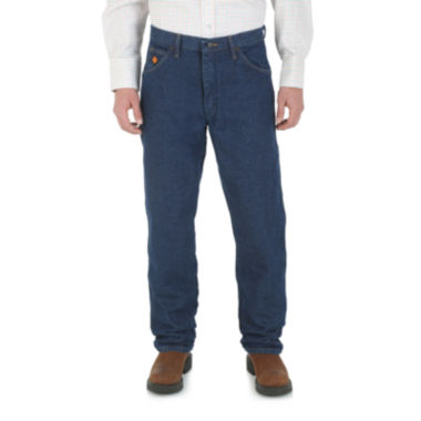 jcpenney.com | Wrangler® Flame-Resistant Relaxed-Fit Work Jeans
