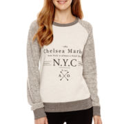 MNG by Mango® Long-Sleeve Chelsea Sweatshirt