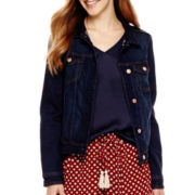 MNG by Mango® Long-Sleeve Denim Jacket