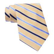 Stafford® Snap Striped Silk Tie