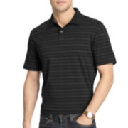 Van Heusen® Short-Sleeve Traveler Polo