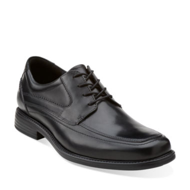 jcpenney.com | Clarks® Quid Freaser Mens Leather Oxford Shoes