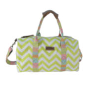 Unionbay® Chevron Duffel Bag