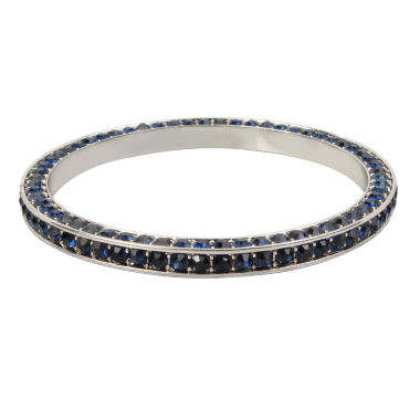 jcpenney.com | Mixit Blue Bangle Bracelet