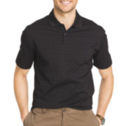 Van Heusen® Short Sleeve Traveler Polo Shirt