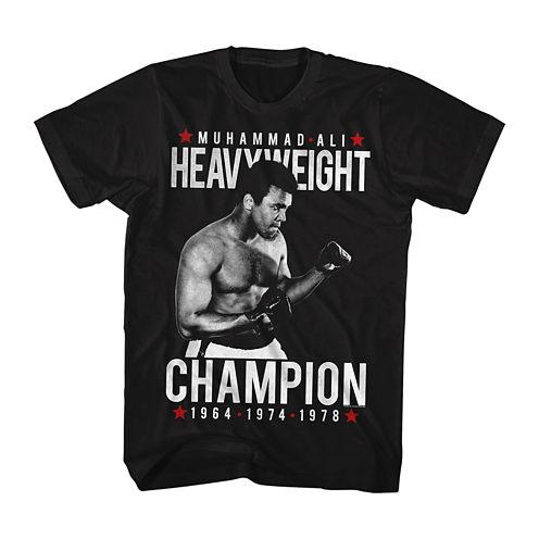 Short-Sleeve Muhammad Ali Heavyweight Tee