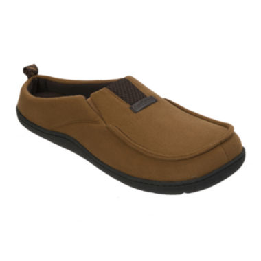 jcpenney.com | Dearfoams® Rugged Clog Slippers