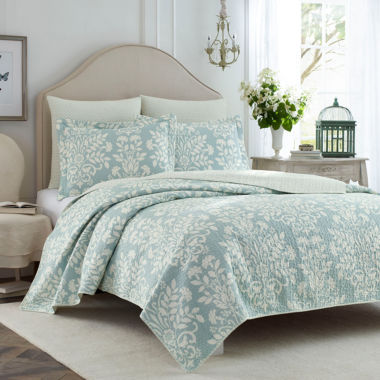 jcpenney.com | Laura Ashley 2 pc Quilt Set