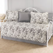 Laura Ashley 5-pc. Floral Daybed Cover Set