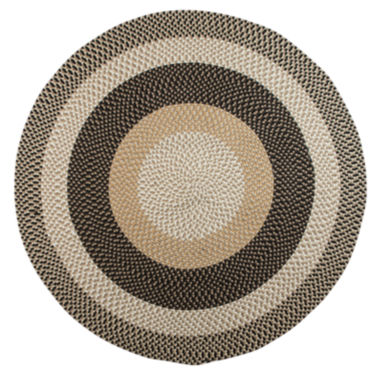 jcpenney.com | Colonial Mills® Plymouth Reversible Braided Indoor/Outdoor Round Rug