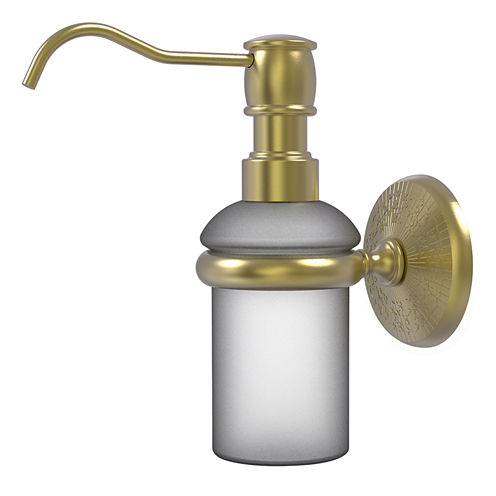 Allied Brass Monte Carlo Collection Wall Mounted Soap Dispenser
