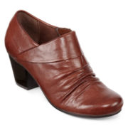 Yuu™ Marsha Leather Shooties