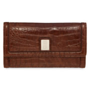9 & Co.® Wild Mannered Secretary Checkbook Wallet
