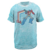 Transformers Optimus Prime Graphic Tee