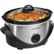 Hamilton Beach® 4-Quart Oval Slow Cooker