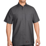 Wrangler Workwear™ Short-Sleeve Work Shirt