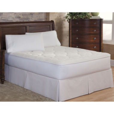jcpenney.com | Perfect Fit® Sherpa Reversible Mattress Pad