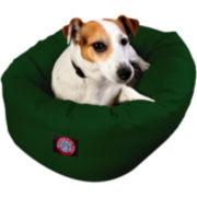 Majestic Pet Bagel Pet Bed