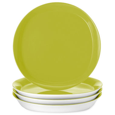 jcpenney.com | Rachael Ray® Round & Square Set of 4 Dinner Plates