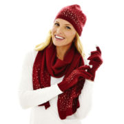 Mixit™ Shine Hat, Scarf or Gloves