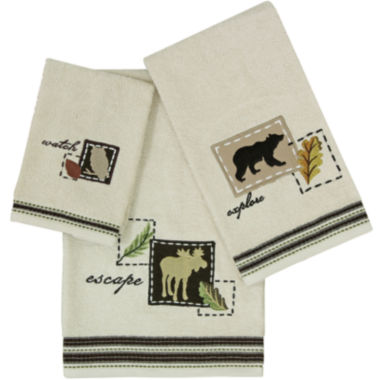 jcpenney.com | Bacova Exploring Critters Bath Towels