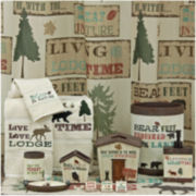 Bacova Live Love Lodge Bath Collection