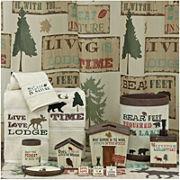 Bacova Live Love Lodge Bath Collection
