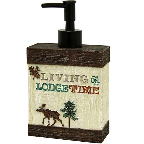 Bacova Live Love Lodge Soap Dispenser