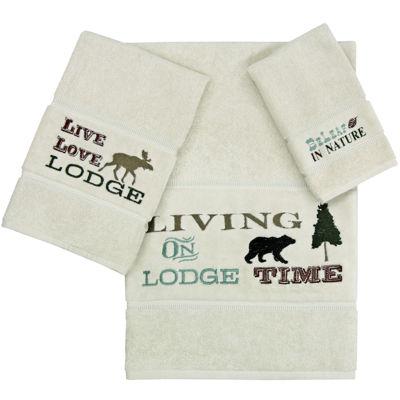 Bacova Live Love Lodge Bath Towels