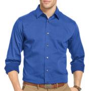 Van Heusen® Essentials Long-Sleeve Woven Shirt