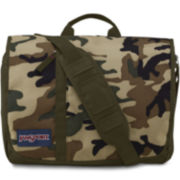 JanSport® Market Street Messenger Bag-Camo