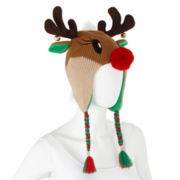 Mixit™ Reindeer Holiday Hat