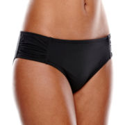 a.n.a® Solid Hipster Swim Bottoms