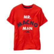 Carter's® Macho Man Graphic Tee -  Boys 4-8