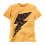 Carter's® Lightning Graphic Tee - Preschool Boys 4-7