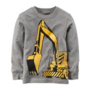 Carter's® Construction Graphic Tee -  Boys 4-8