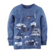 Carter's® Rescue Transport Sweatshirt - Preschool Boys 4-7
