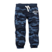 Carter's® Pull-On Fleece Pants - Preschool Boys 4-7