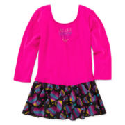 Jacques Morét 3/4-Sleeve Skirtall - Girls 7-16